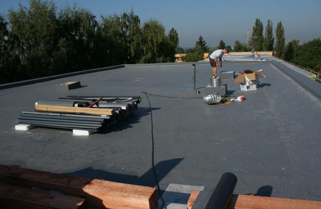 Хидроизолация на покрива
