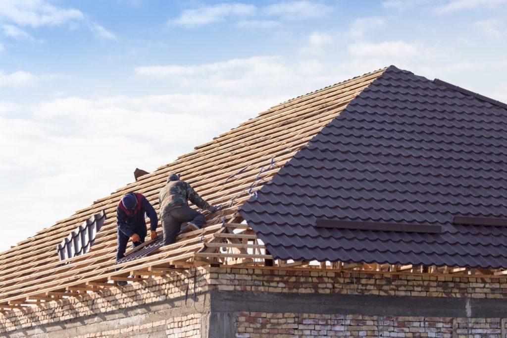 Каква е средната цена за ремонт на покрива-Руме Строй-1